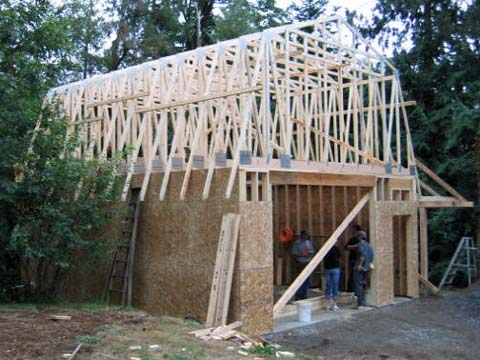 2 story storage shed kits learn how sanglam for How to build a 2 story shed