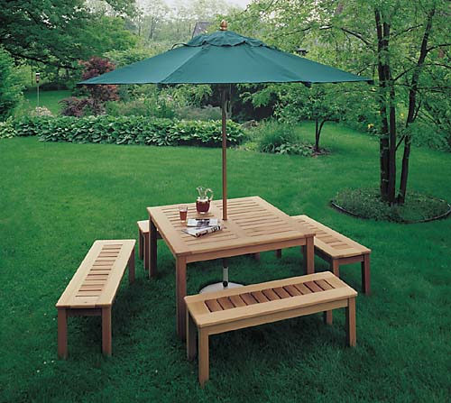 Pdf diy garden furniture plans download gerstner case plans woodguides for Diy garden table designs