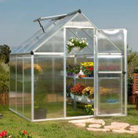 6x6 twin wall greenhouse kit