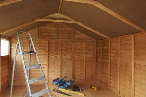 Common Sense Tips On Replacing A Shed Floor